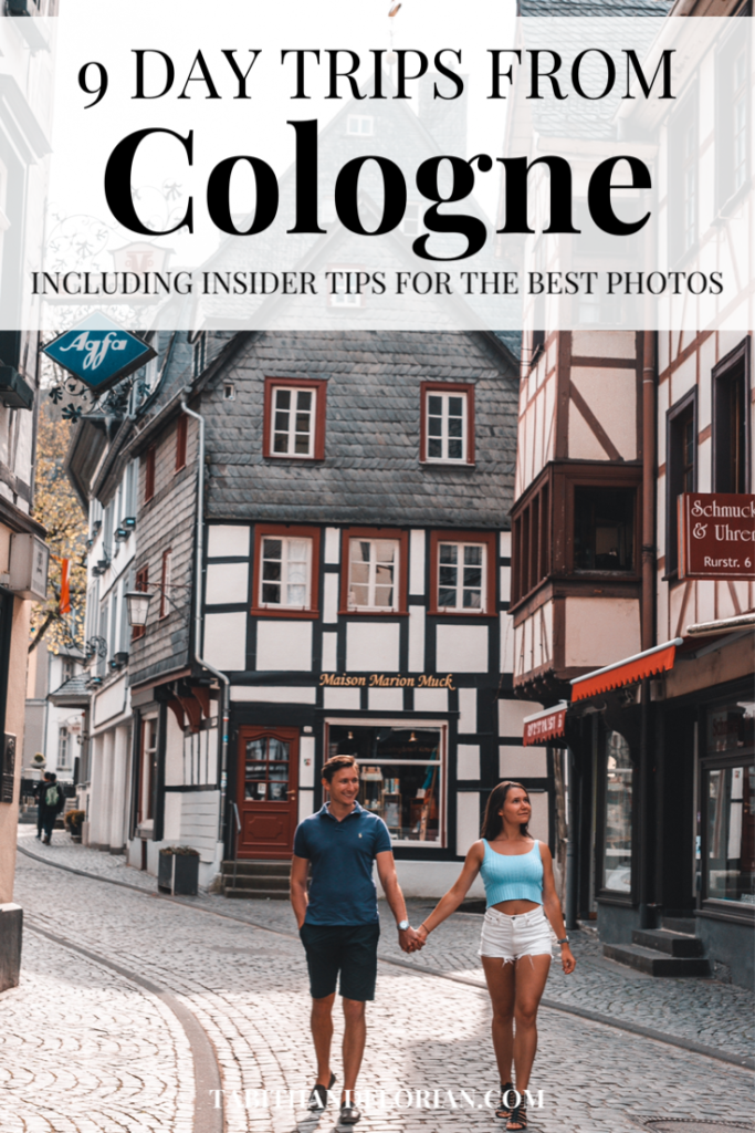 9 Day Trips from Cologne |By Tabitha & Florian