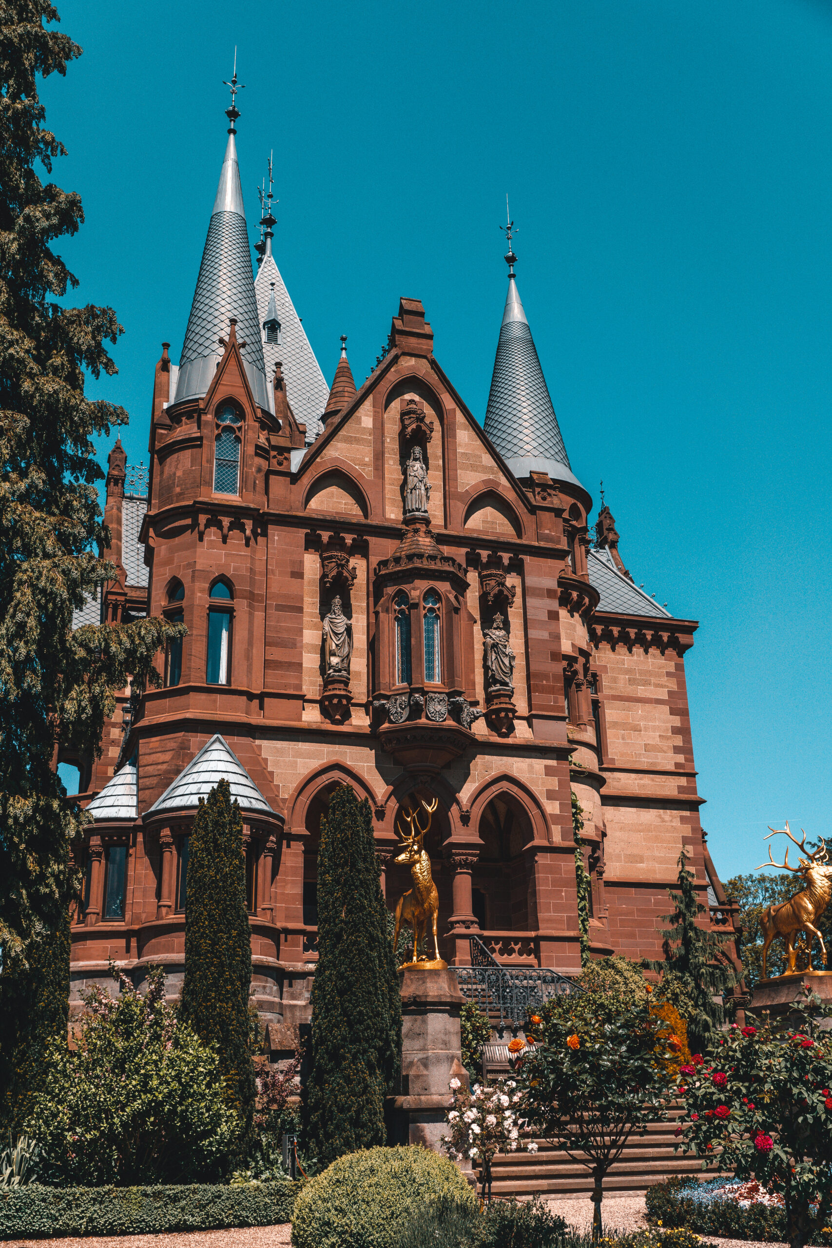 A complete guide to Drachenburg Castle in Germany