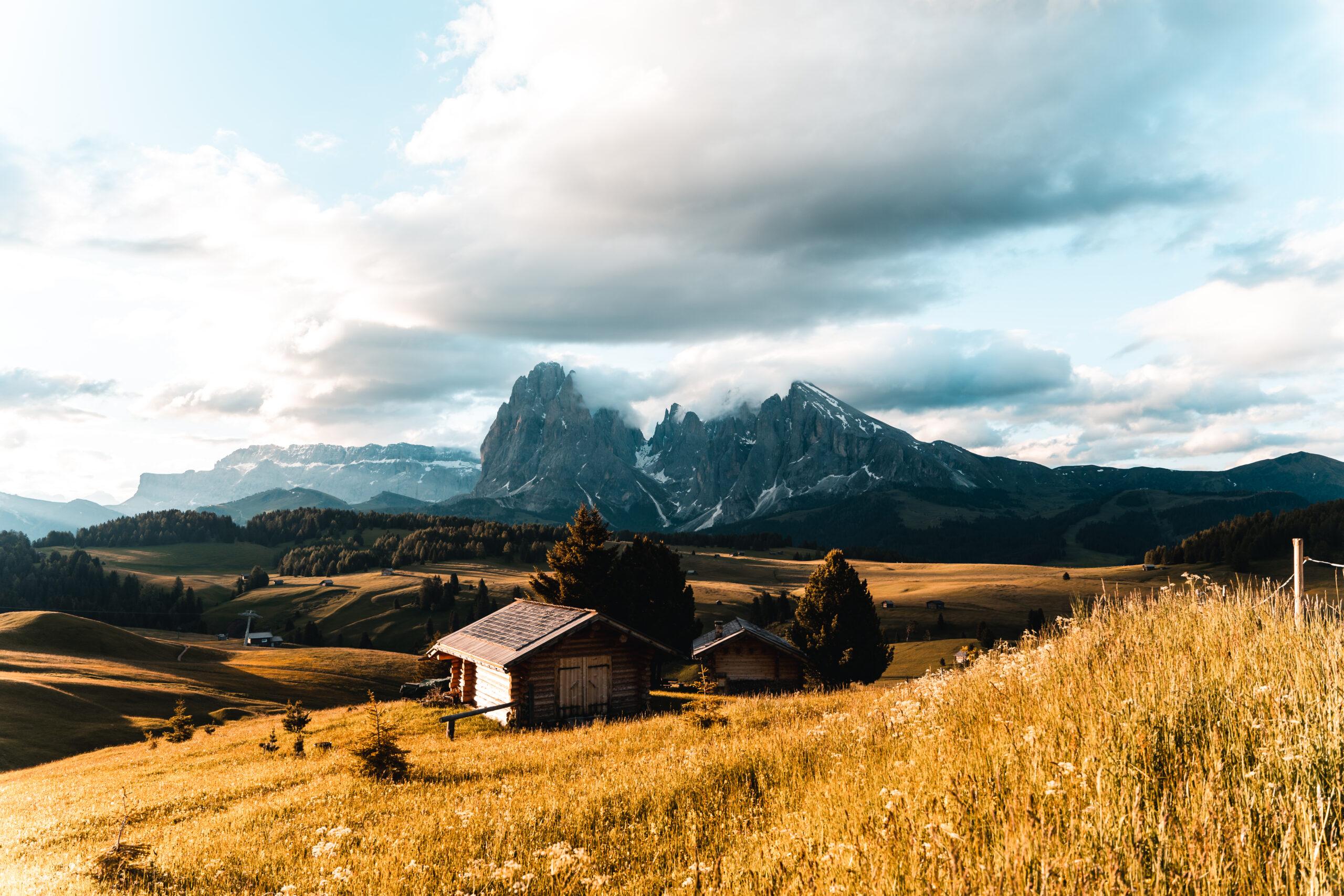 Alpe di Siusi Landscape Photography