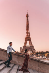 Best Eiffel Tower Photo Spots for Couples in Paris