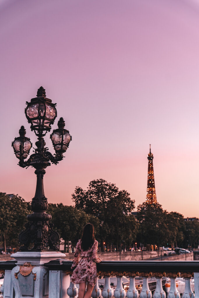 Best Photo Spots in Paris | Female Travel Blogger