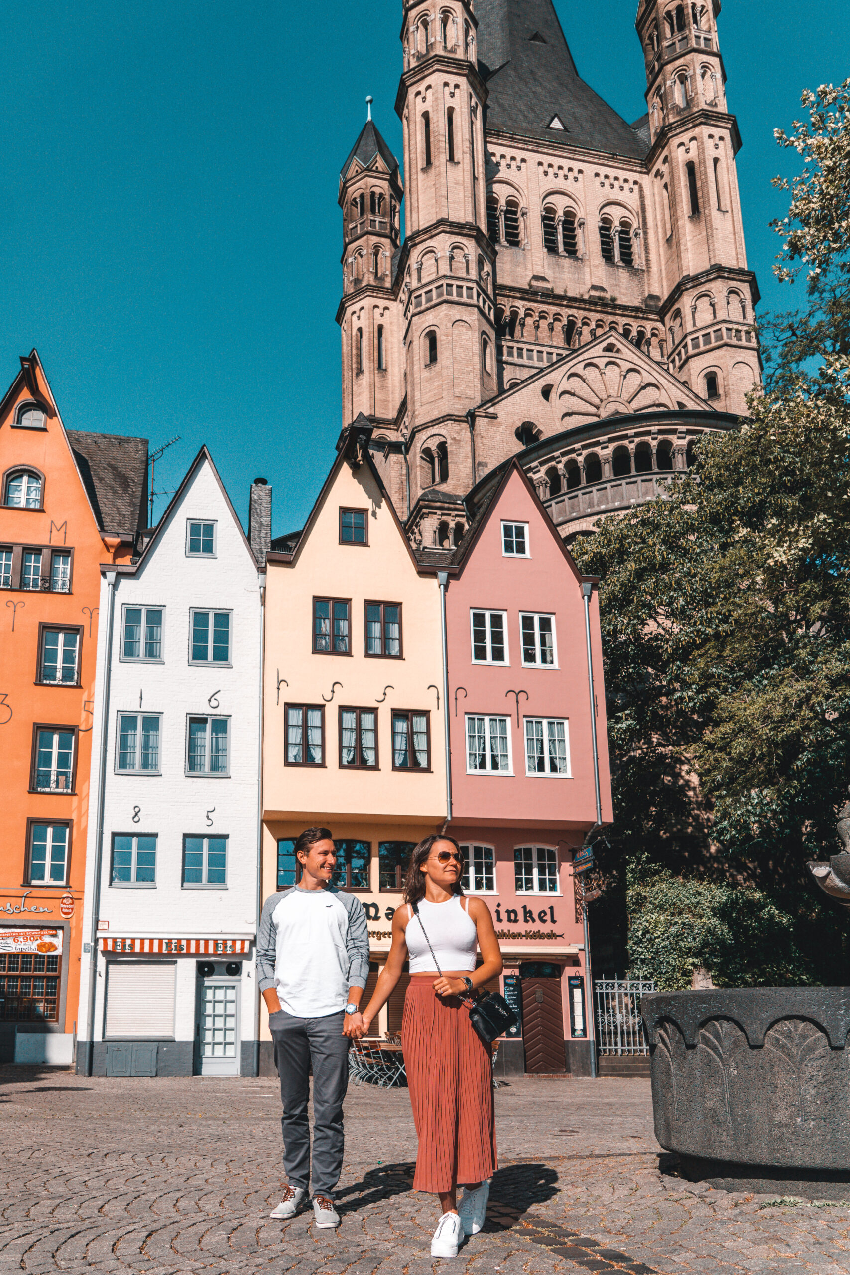 Cologne's Old Town | A Local's Guide to Cologne | Reasons to visit Cologne