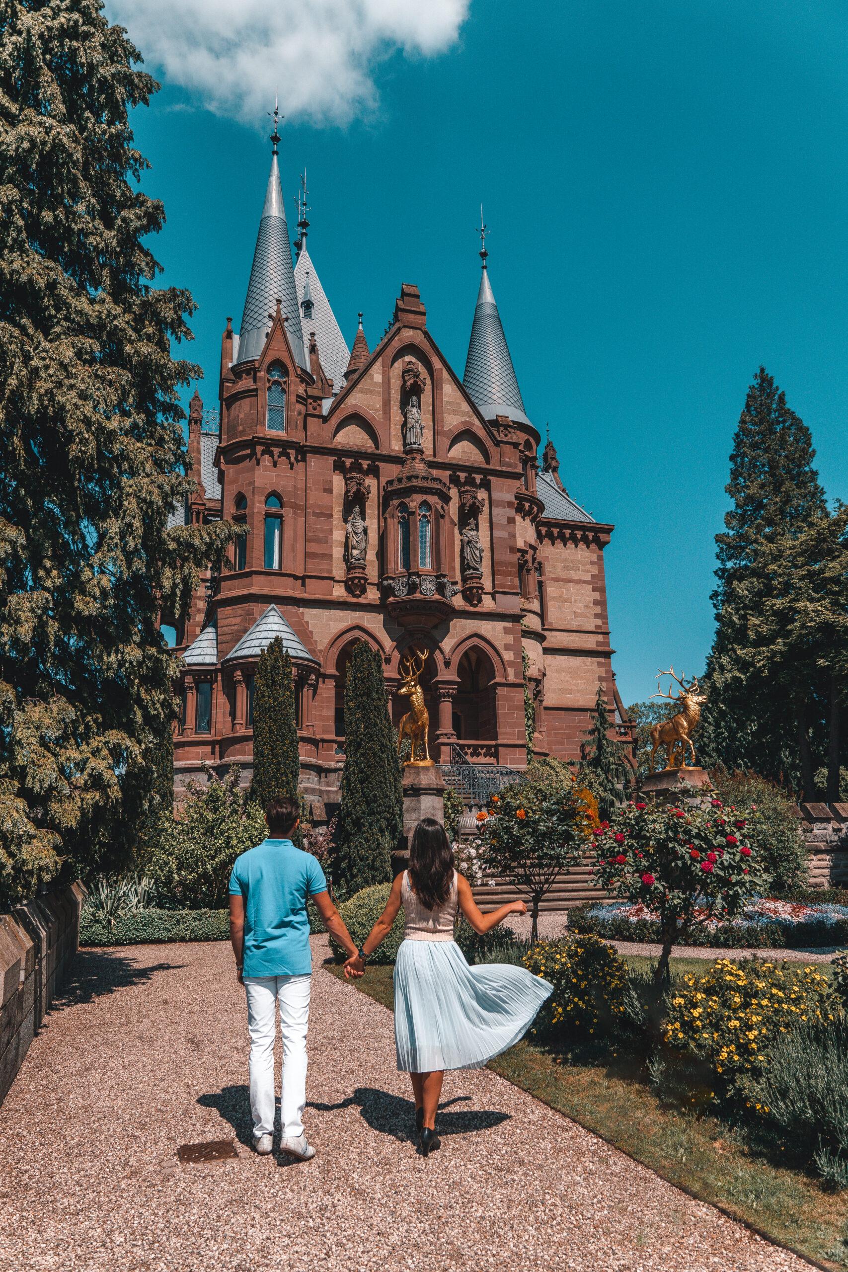 Drachenburg Castle  Guide by Tabitha & Florian