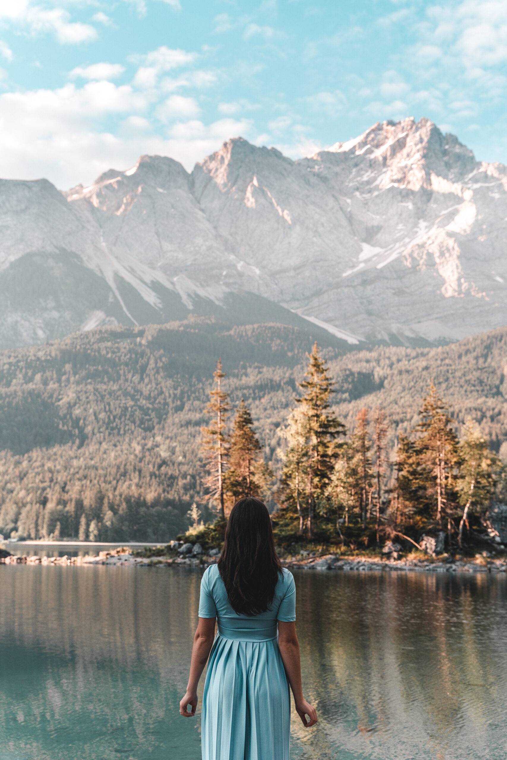 Eibsee Bavaria | Travel Guide for First Timer's