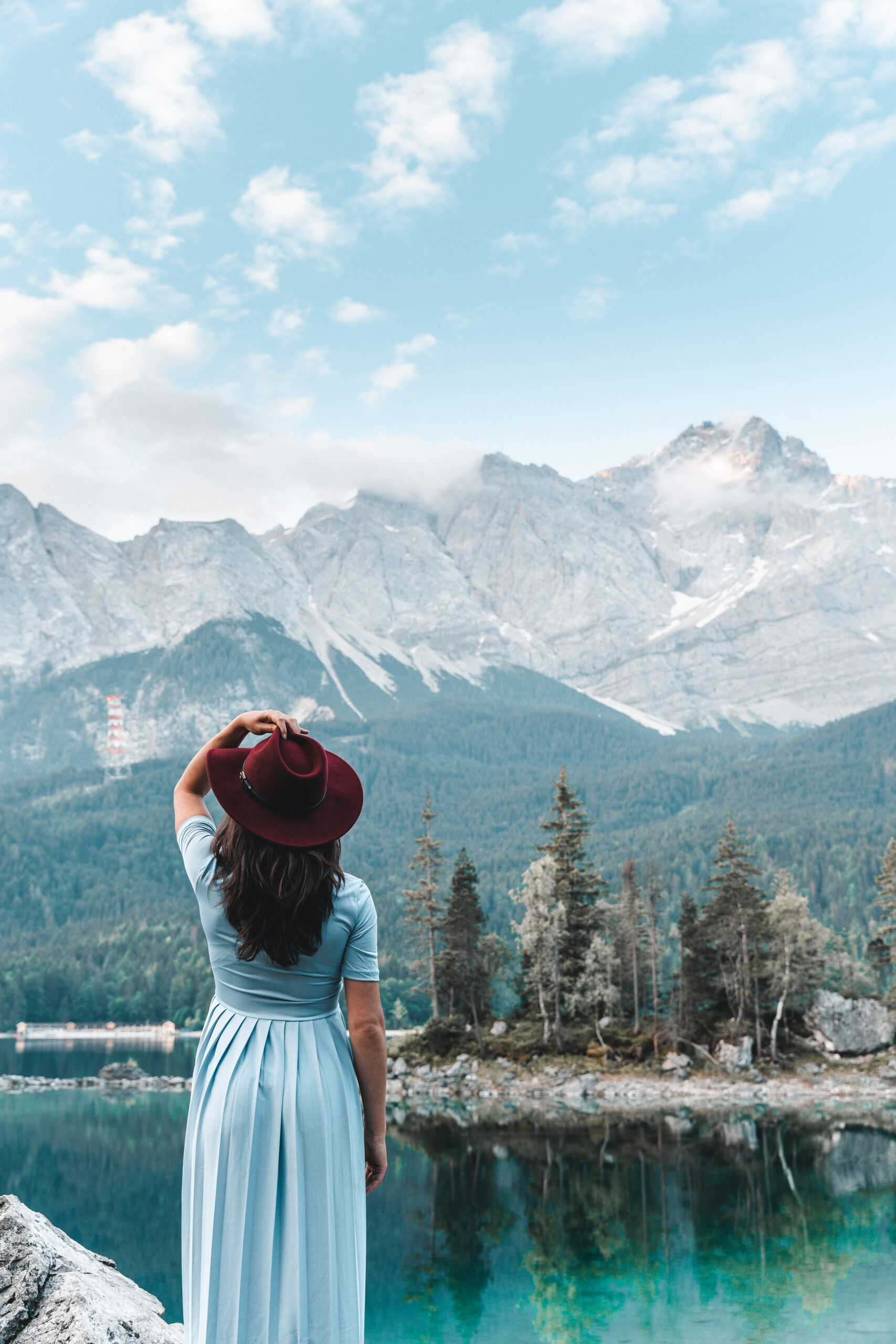 Eibsee | How to get there, photo spots, travel tips and more