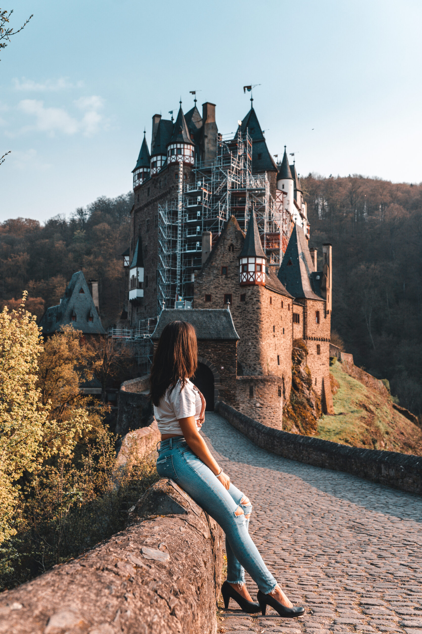 Eltz Castle in Germany |Top day trips from Cologne
