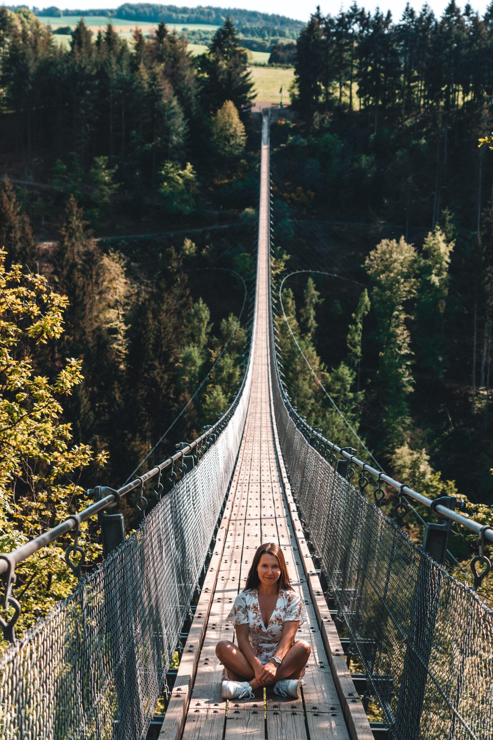 Geierlay Bridge | Day Trips from Cologne