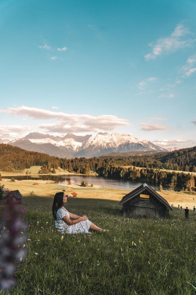 Geroldsee Photo Spot in Garmisch Germany