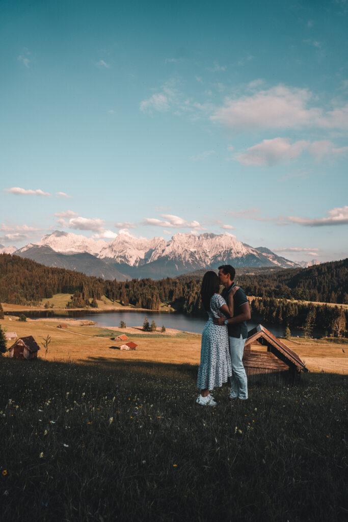 Geroldsee in Garmisch-Partenkirchen