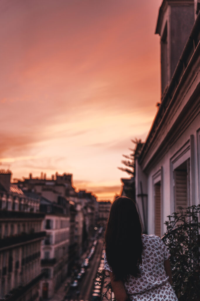 Hotel Le A |Sunset