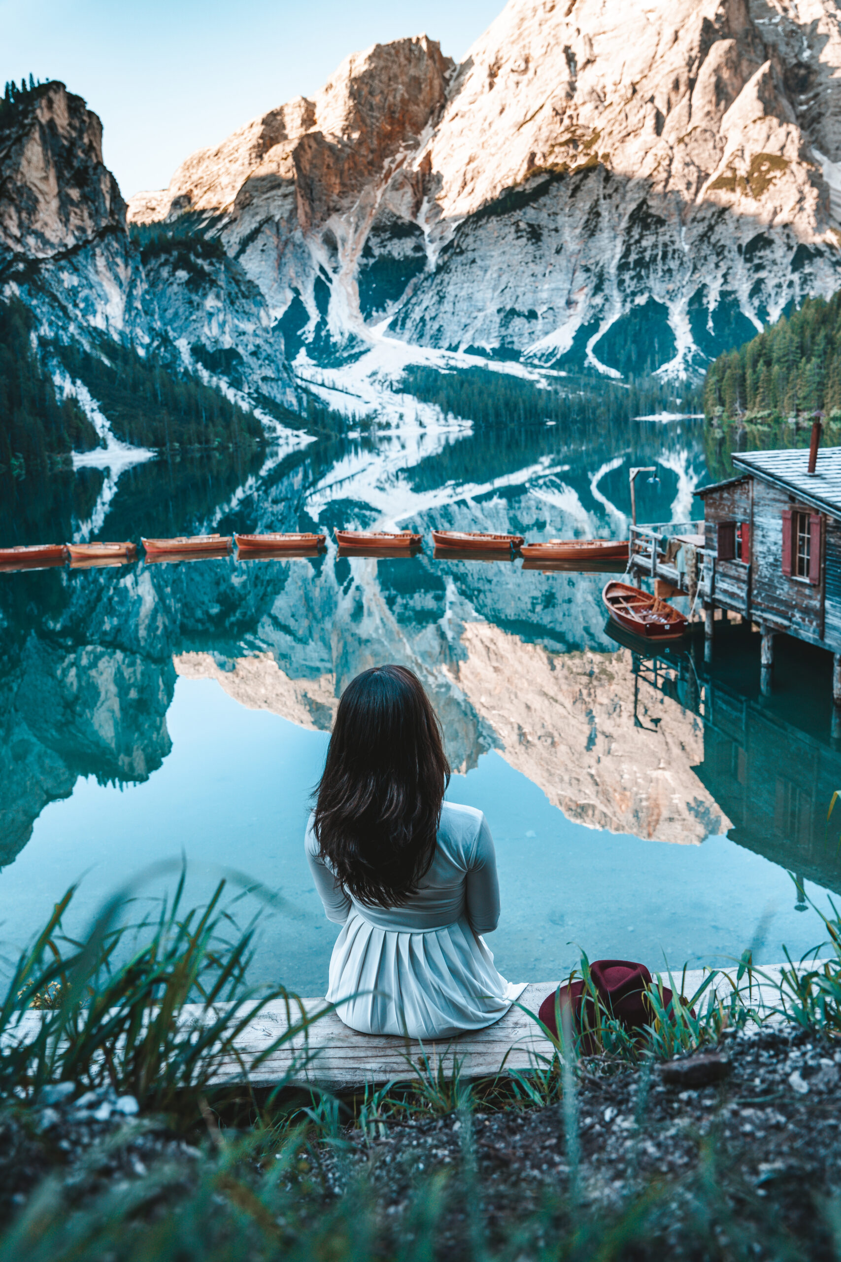 Lago di Braies Photography Tips