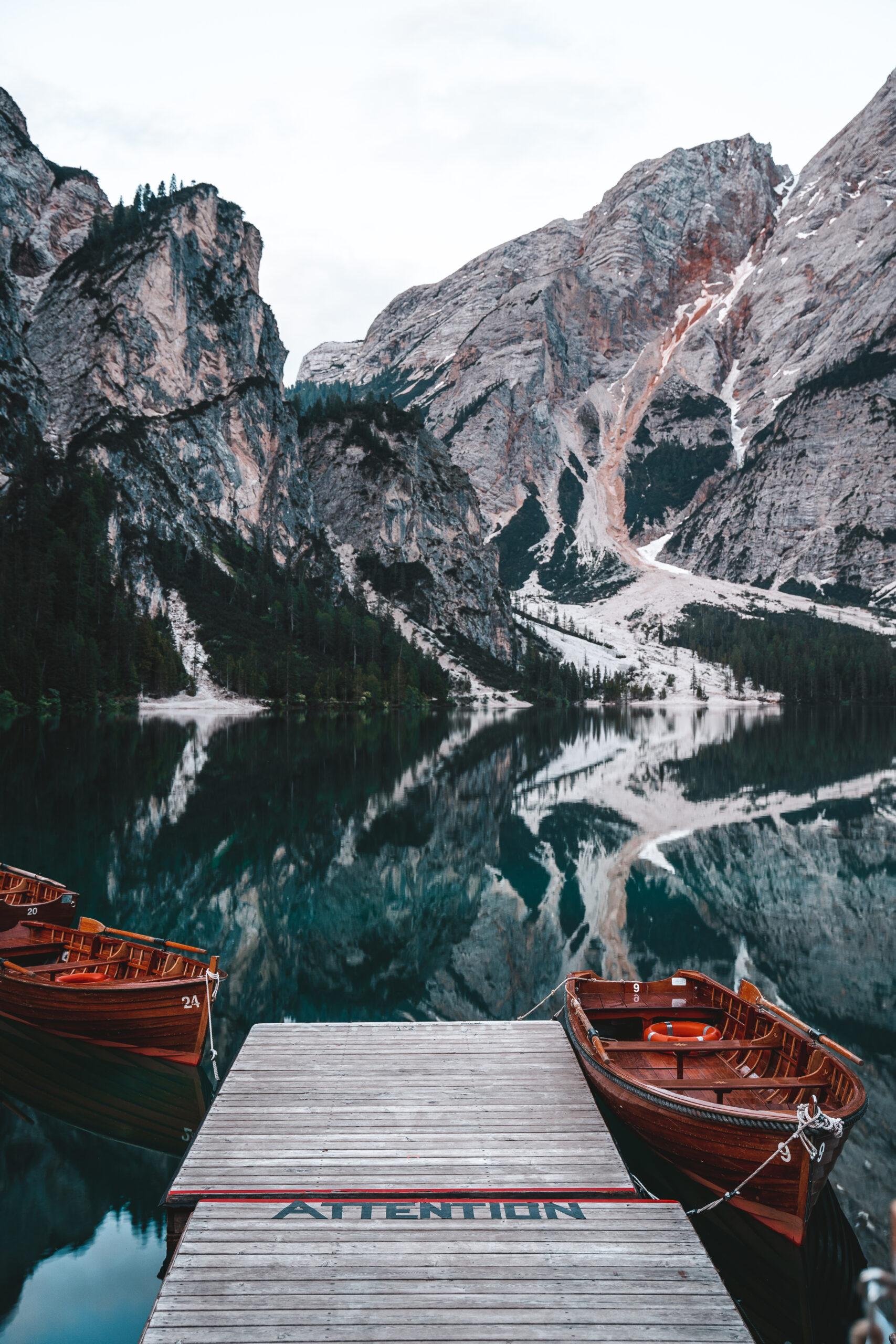Lake Braies Travel Guide