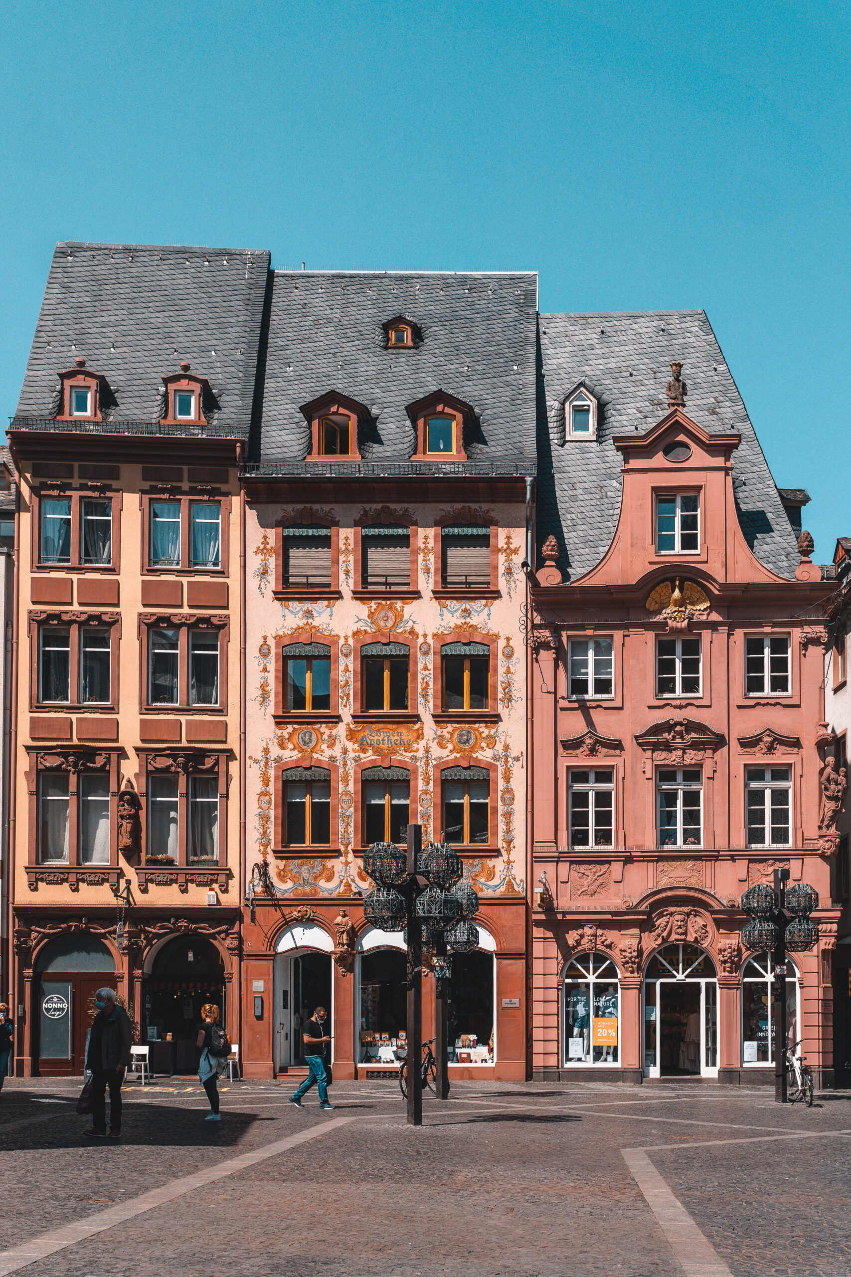Mainz Travel Guide by Tabitha & Florian
