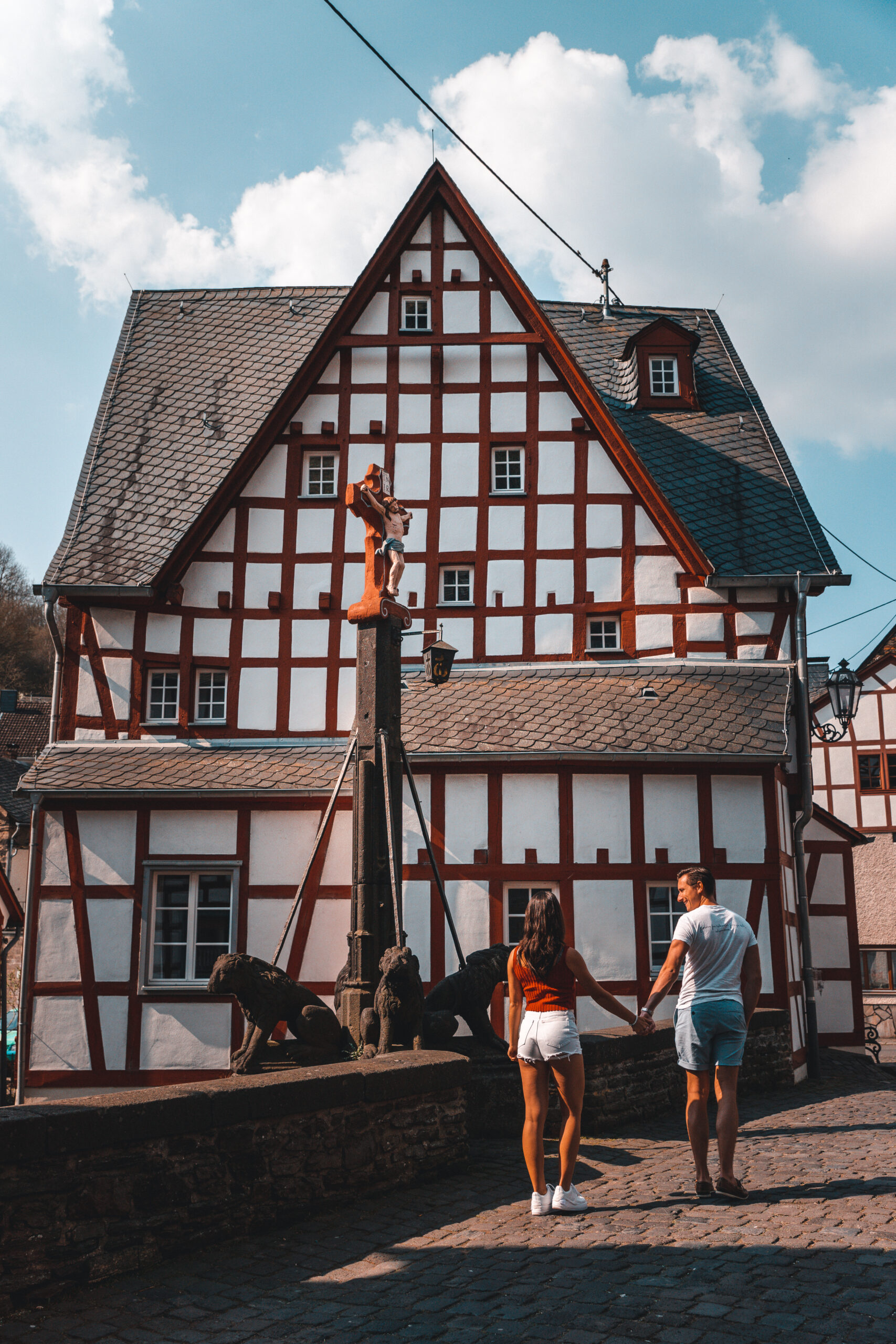 Monreal | German Eifel |Day Trips from Cologne