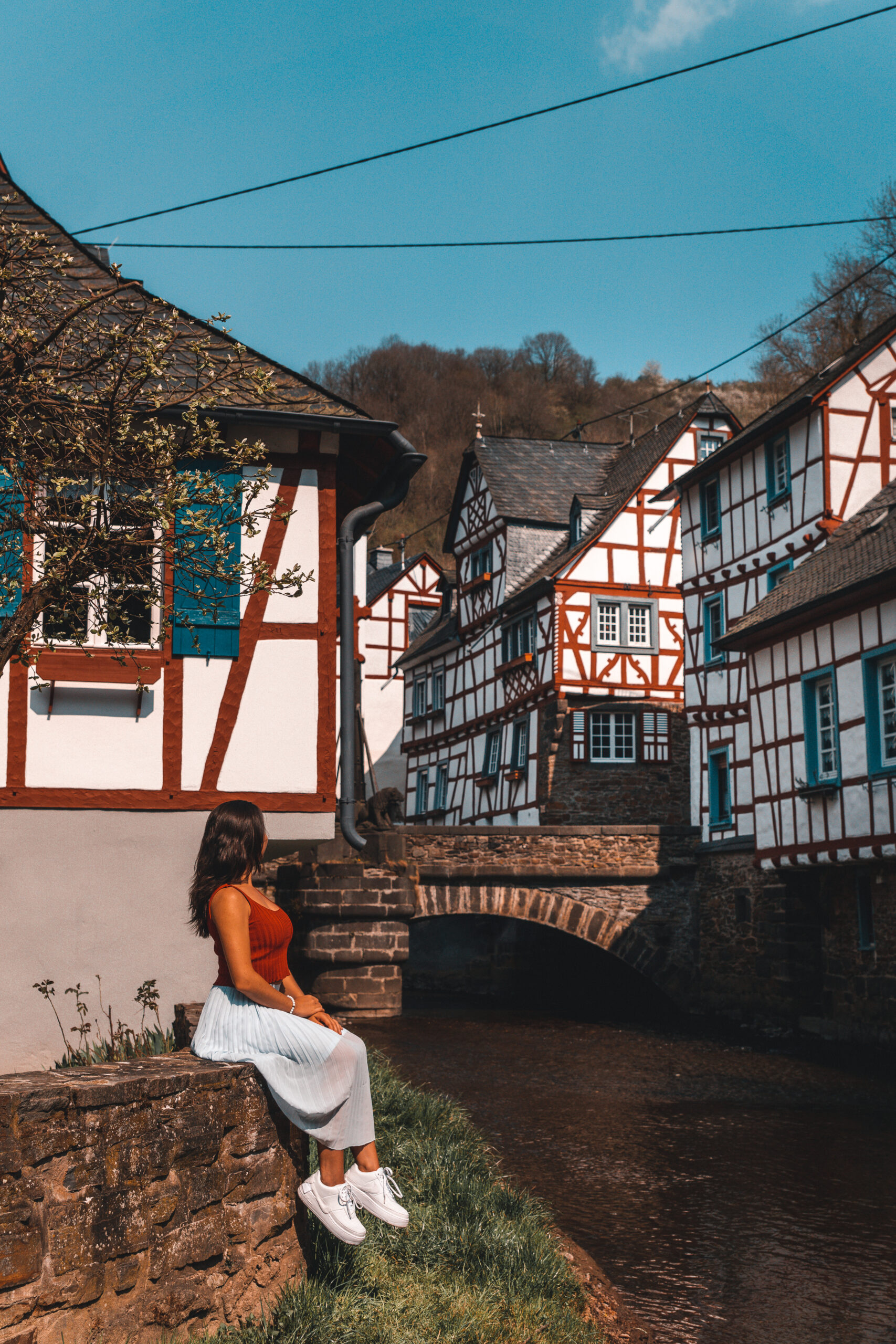 Monreal in the German Eifel |German Fairtale Towns