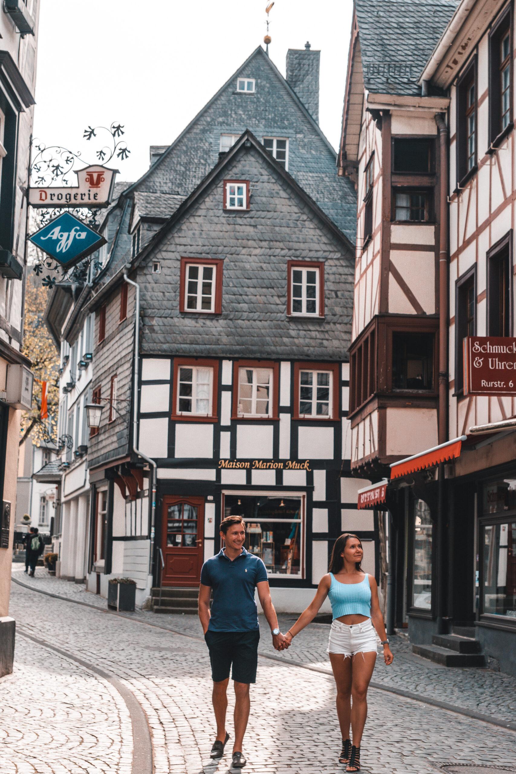 Monschau Travel Guide |Monschau as a day trip from Cologne