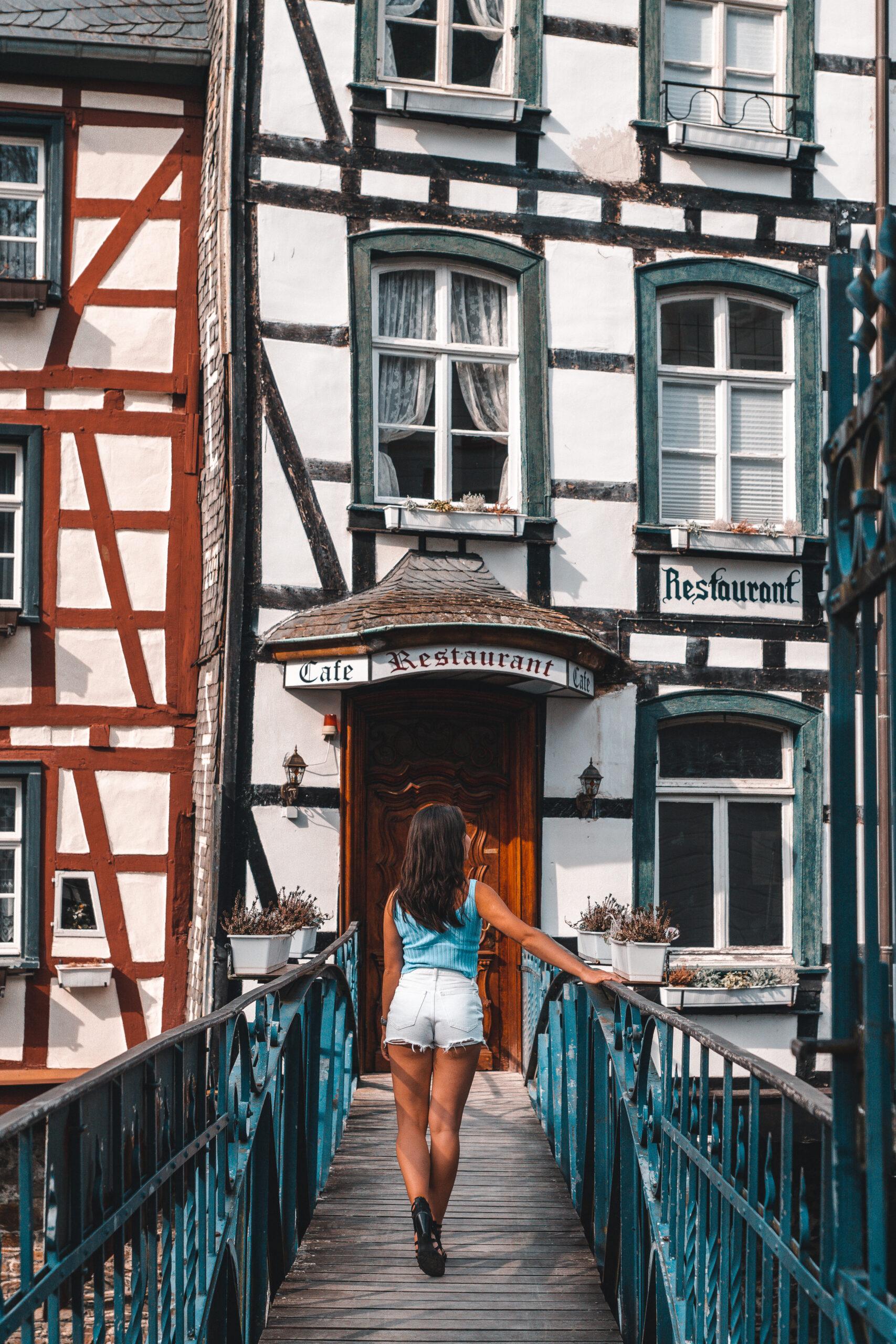 Monschau Travel Guide