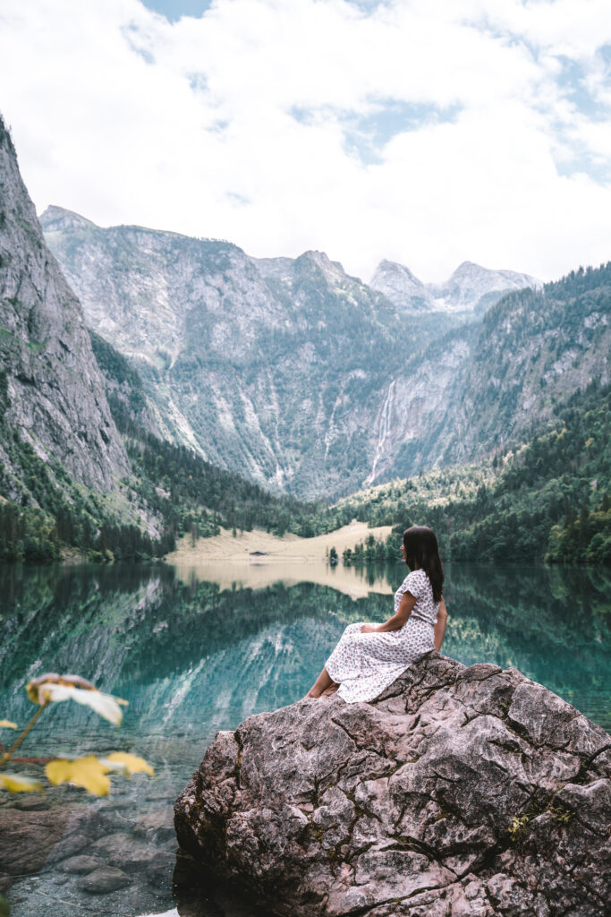 Photo Spot at Obersee in Bavaria