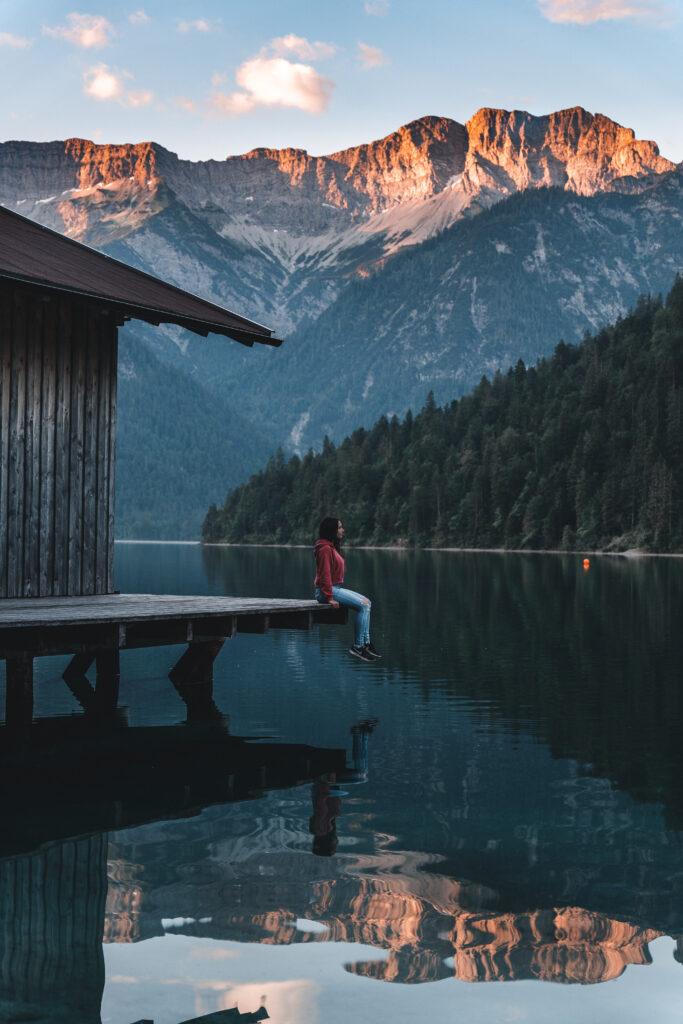 Plansee Austria Photography |Mountain Glow