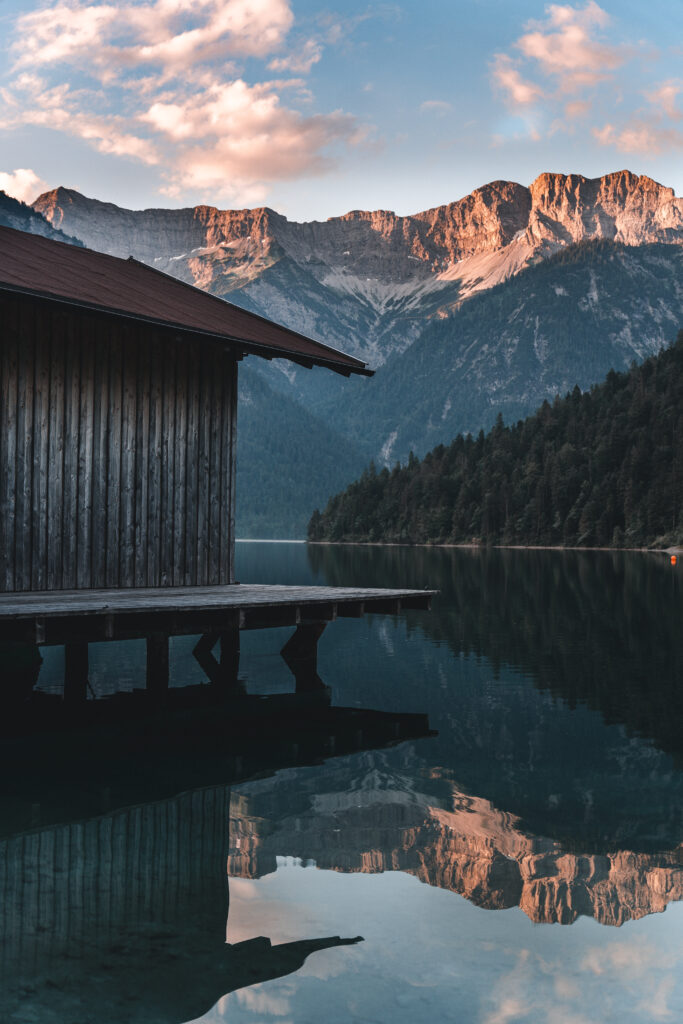 Plansee in Austria |Tyrol Photo Spots