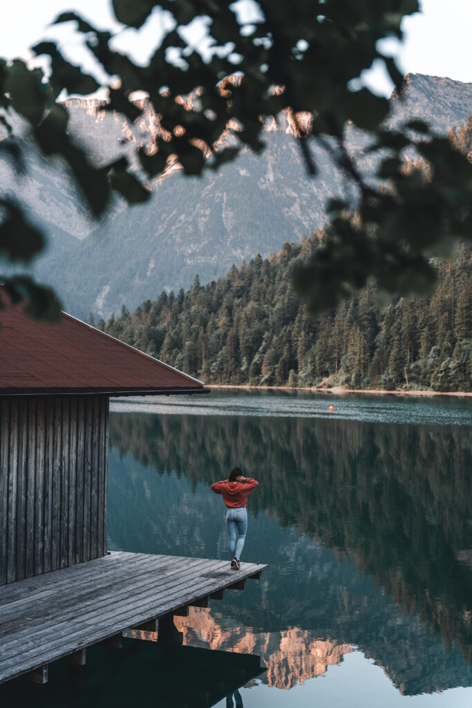 Plansee in Tyrol | A famous photo spot in Tyrol