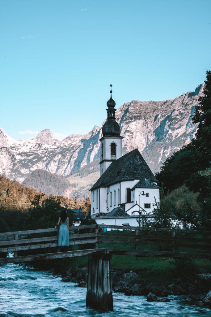 St. Sebastian in Ramsau Berchtesgaden