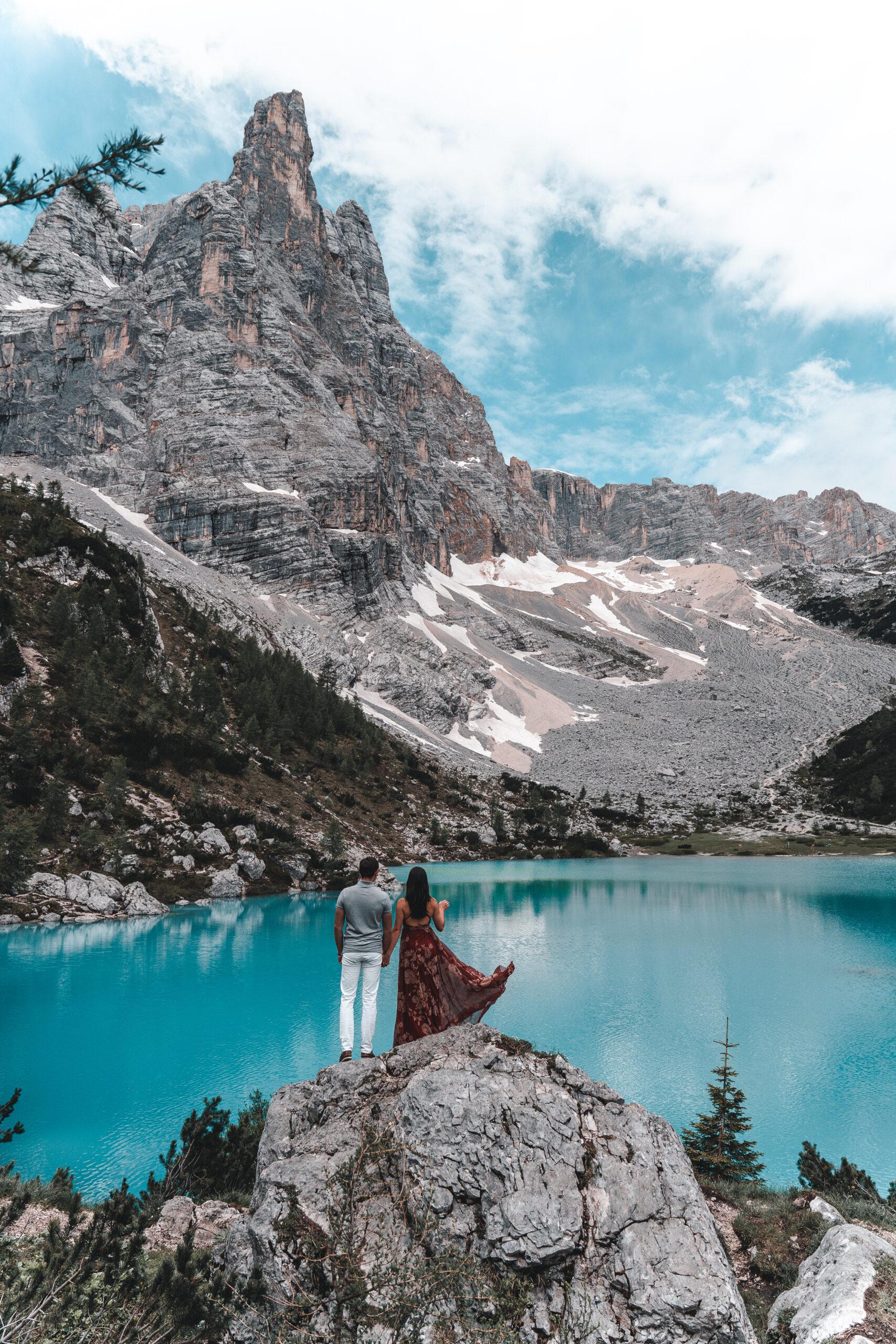 Tabitha & Florian |Lago di Sorapis