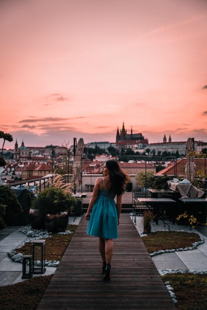 2 Days in Prague |Sunset Views in Prague