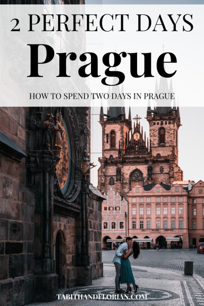 2 perfect das in Prague | Prague Itinerary by Tabitha & Florian