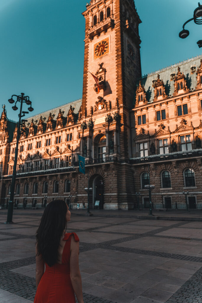 Hamburg Itinerary for first timer's