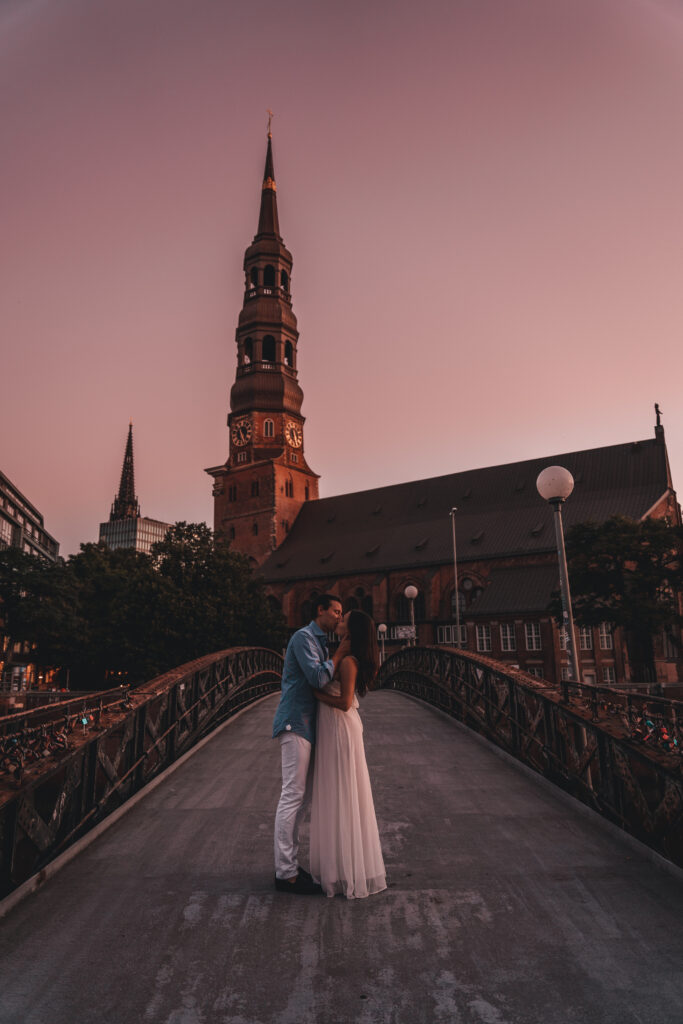Jungfernstieg Hamburg |How to spend 2 perfect days in Hamburg