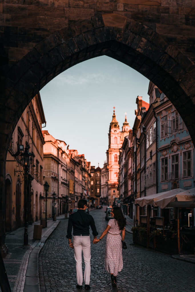 Lesser Town Prague |2 Days in Prague Itinerary by Tabitha & Florian