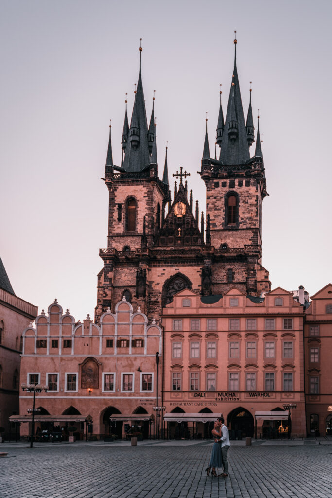 Old Town Prague |Where to take the best pictures in Prague