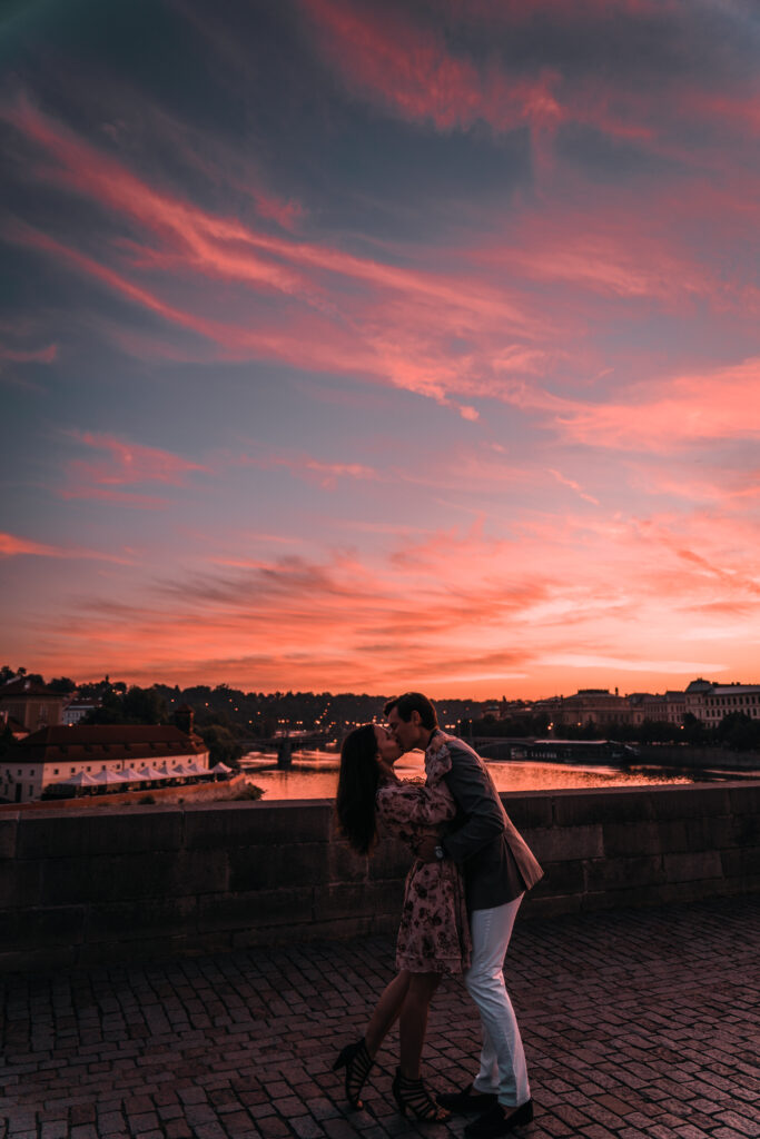Prague sunrise photography |2 days in Prague itinerary