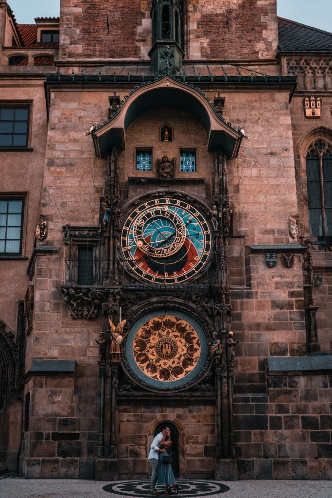 Prague's Astronomical Tower |Prague Travel Itinerary & Travel Tips