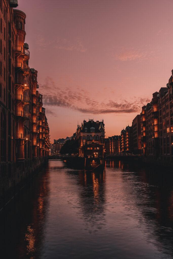 Wasserschlösschen in Hamburg |Photo Spots in Hamburg