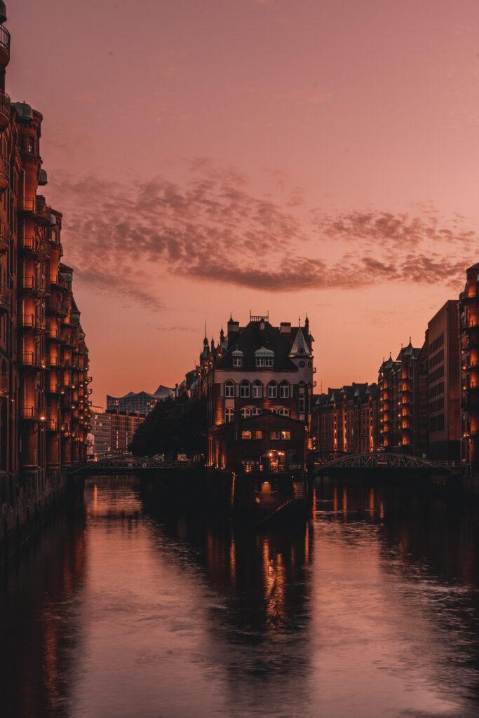 Wasserschloss Hamburg | Hamburg Itinerary
