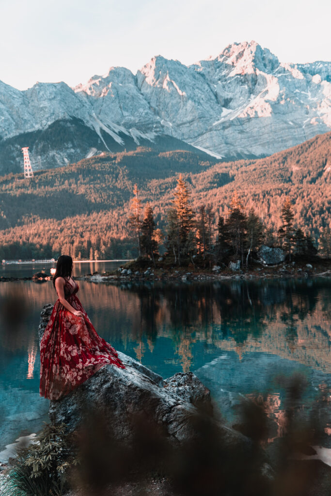Best Photography Locations in Germany |Eibsee Bayern
