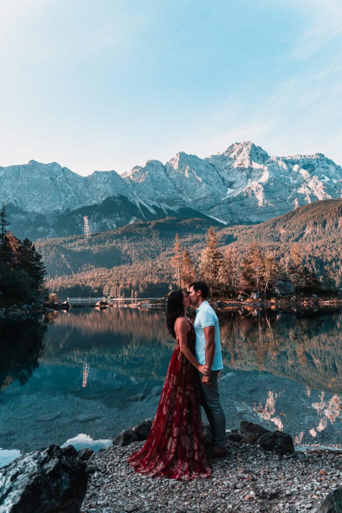 Eibsee in Bayern |Best Photo Spots in Germany