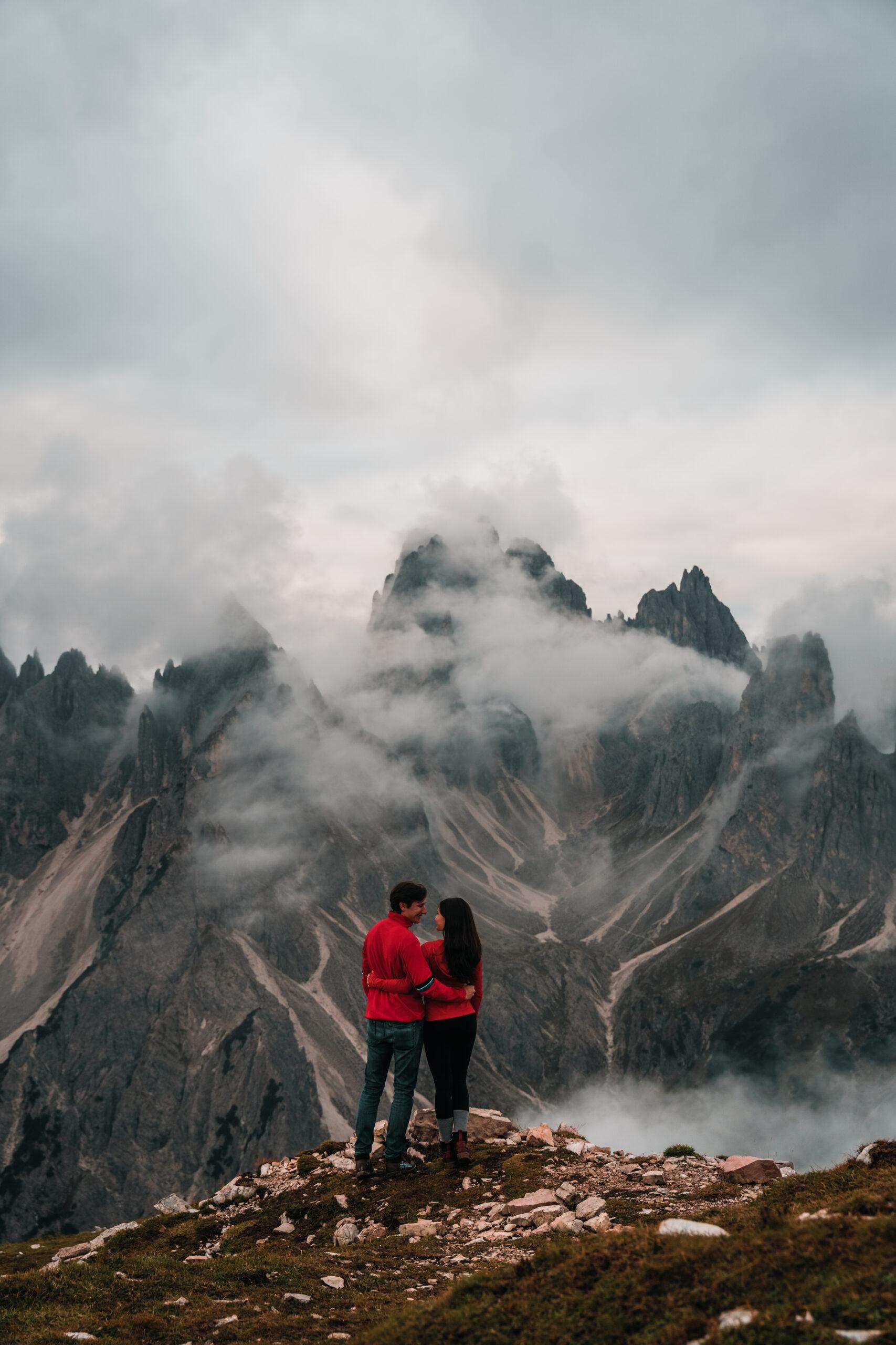 8 Best Day Hikes in the Dolomites |Cadini di Misurina