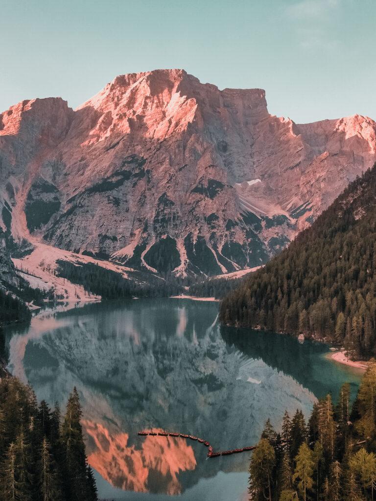 Dolomites Unesco |Lago di Braies |South Tyrol