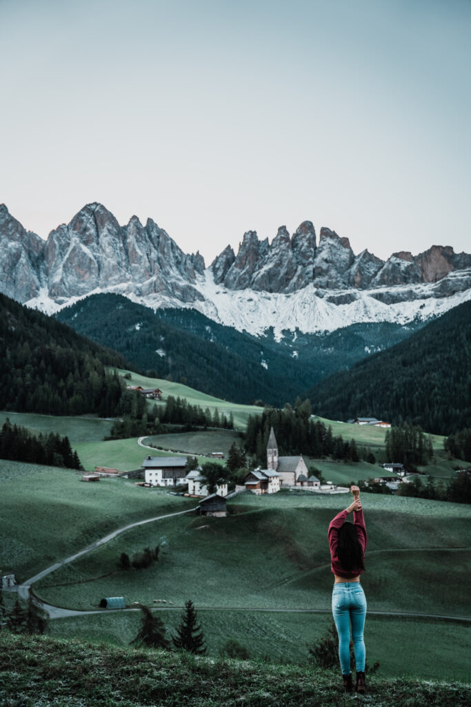 Val di Funes | Best Day Hikes in the Dolomites